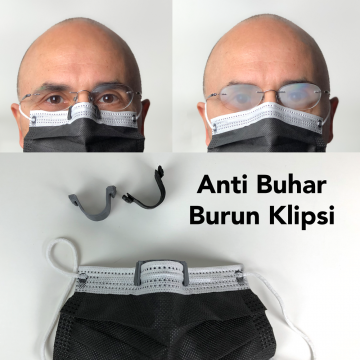 Anti-fog Nose Clip